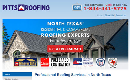 Pitts Roofing