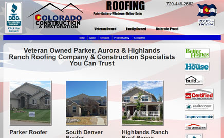 Colorado Construction & Restoration