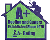 A Plus Roofing and Gutters